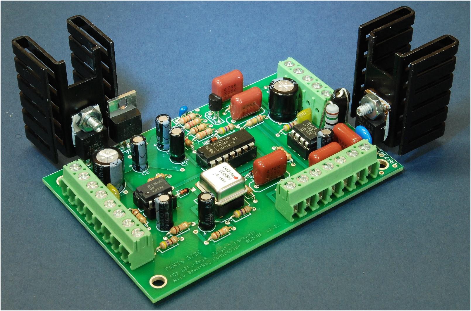 The SSQ-2F v3 21 Rife Controller